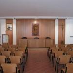 Sala parrocchiale Nostra Signora della Provvidenza e di Sion, Trieste
